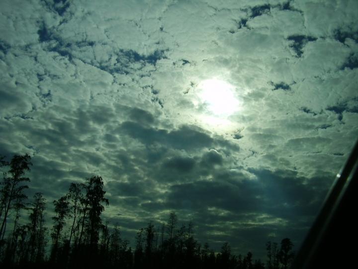 A Hole in Heaven?