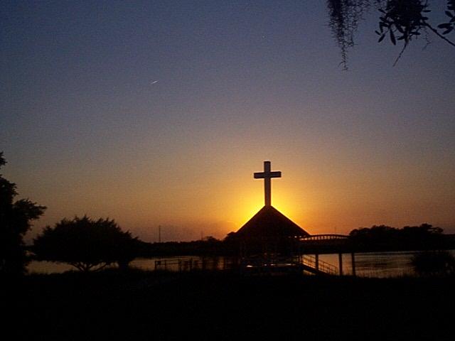 St. Simon Sunset