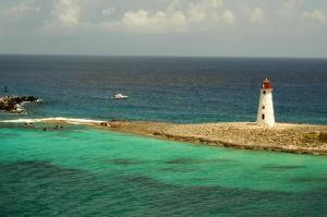 Picture taken in the Bahamas on board a cruise ship.