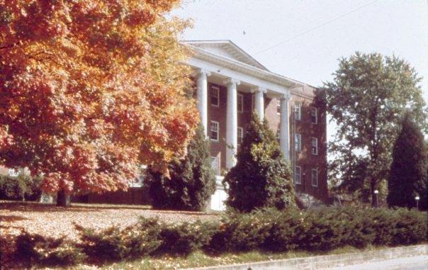 Pardee Hall-1966